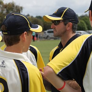 Adrian Harris cricket coaching Ballarat