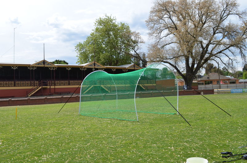 Cricket net ultra sports for Indoor cricket net design