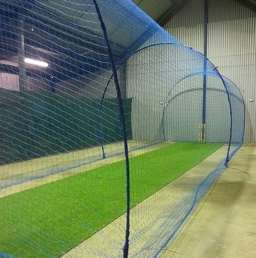 20m Enclosed net Full pitch length