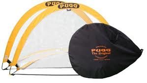 2 Pack of 6 Foot Pugg Nets