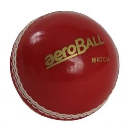 Aeroball Match Weight Safety cricket ball (Box of 12)